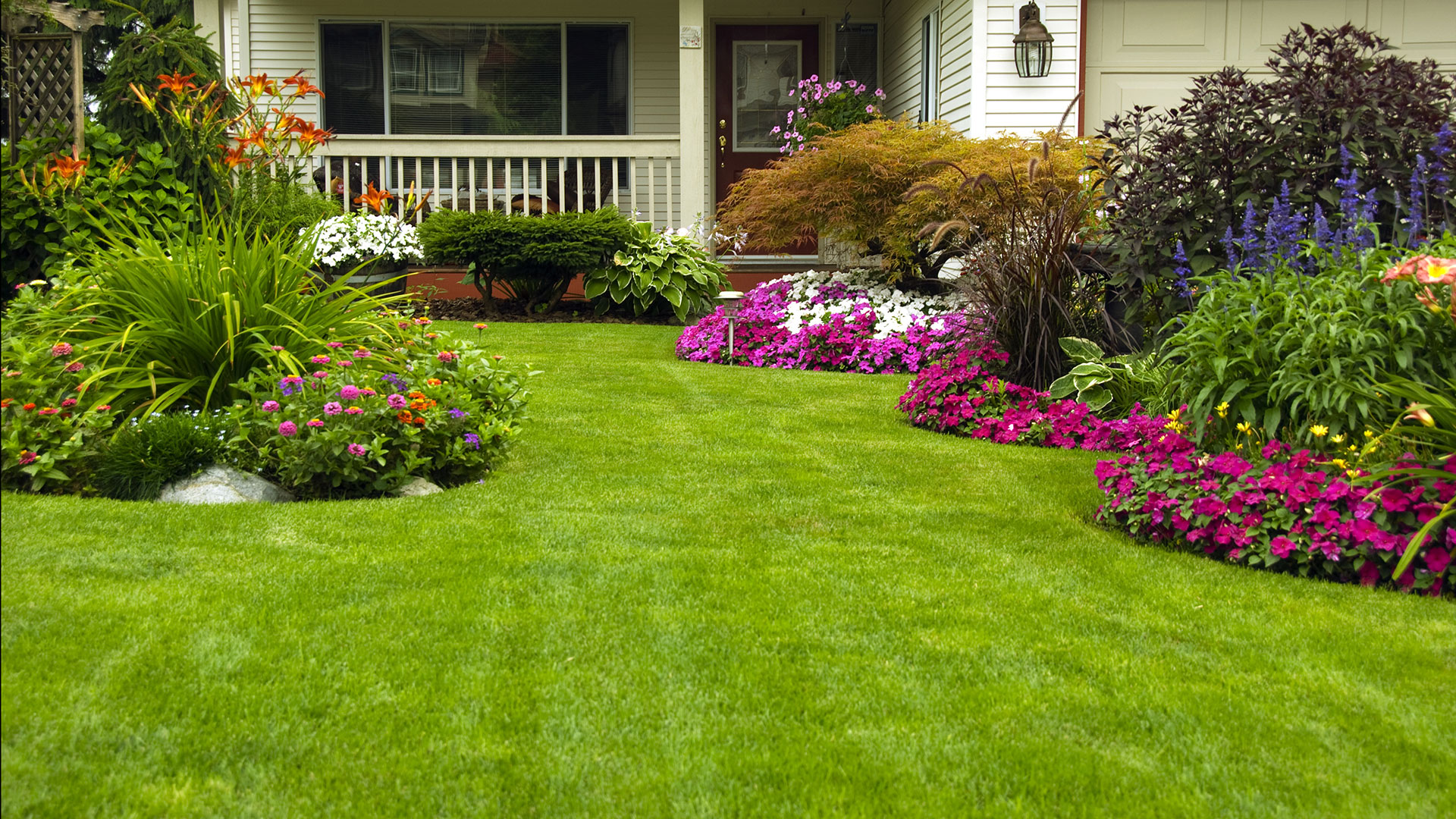 Brisbane southside landscaping services for Landscape design brisbane